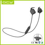 Receptor de cabeza estéreo de la tirilla de la camisa de Bluetooth del deporte magnético del interruptor Qy12 con impermeable