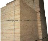 Panneau élevé/moyen/de qualité inférieure de bloc avec le placage en bois normal
