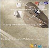 600X600 Tegel van de Vloer van Absorptie 1-3% van het Bouwmateriaal de Ceramische Lichtgrijze (GT60513) met ISO9001 & ISO14000