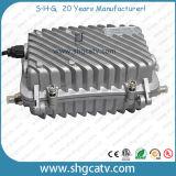 Amplificateur bi-directionnel de joncteur réseau de Hfc 5-862MHz CATV (HT-8030)