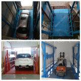 Levage de cargaison de véhicule d'ascenseur de fret de garage avec l'ascenseur de vitesse rapide