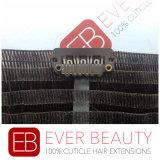 バージンの毛を搭載するテープ毛の拡張の熱い販売クリップ
