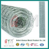 Горячая окунутая гальванизированная сваренная панель ячеистой сети/сваренная ячеистая сеть Rolls