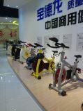 Bicicleta ereta comercial da máquina FT-7806e/Exersie da ginástica da bicicleta