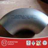 Steel inoxidável LR 90deg Elbow A403 304L