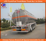 Edelstahl 42000L Oil Tank Trailer Aluminum Alloy Fuel Tank Semi Trailer Adr-DOT 3 Axle