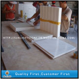 Mármore de Volakas, mármore branco, mármore branco de Volakas para lajes das telhas