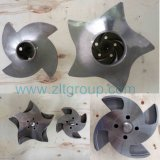 Pièces de pompe centrifuge d'acier inoxydable