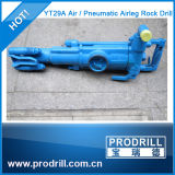 Horizontales Pneumatic Airleg Rock Drill Machine für Civil Project Quarry