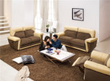 Mobilia di cuoio del sofà dell'Italia di svago (702)