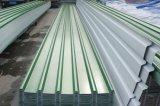 Aucune feuille de toit en métal de corrosion avec la couche d'asa enduite