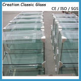 glas van de Vlotter van 319mm het Duidelijke