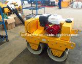 Compactor Vibratory ролика почвы барабанчика двойника двигателя Хонда (FYL-S600)
