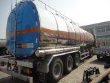 Acoplado del petrolero del combustible de la suspensión del aire