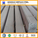 Barra di angolo uguale dell'acciaio dolce di lunghezza ONU di standard 5.8m di Q345 GB