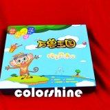 Jeu chinois de livre de carte de jeu d'impression