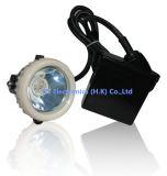 Lampes anti-déflagrantes attachées de sûreté avec la batterie Li-ion 6.6ah
