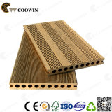 Durable Wood Plastic Composite / WPC Decking Customized