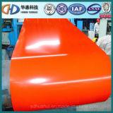 ISO9001 PPGI mit Pefect Qualität wird im Aufbau verwendet