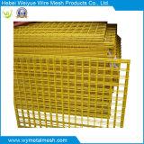 PVC/Galvanized после сваренных заваркой панели/листа/сетки ячеистой сети