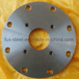 Flange do aço da placa BS4504 40/3