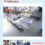 Изготовление двери металлического листа заварки вырезывания лазера выполненное на заказ