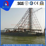 De hoge Efficiënte Baggermachine van de Machine van Pumpting van de Zuiging van het Zand voor Reservior/Goud/Strook/Haven