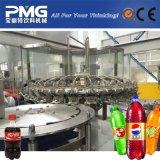 Máquina de rellenar carbonatada botella de la bebida del animal doméstico de Monoblock