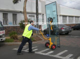 Glace traitant le gerbeur en verre de levage de transporteur de surgeon de chariot