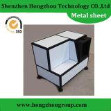 Выполненный на заказ большой размер электрическое изготовление металлического листа шкафа