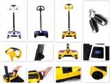 Steuerausgleich-Roller/Skateboard der Hand8inch mit LED-Bildschirmanzeige
