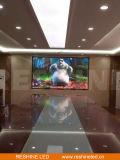 실내 옥외 조정은 임대료 LED 단말 표시 스크린 또는 표시 또는 Panle 또는 벽 또는 게시판 광고 설치한다