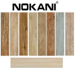木製のPlank Ceramic Flooring Tile (150X600)