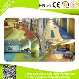 Sol en PVC anti-statique pour usage commercial