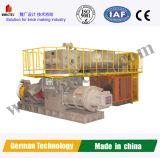 Machine de fabrication de briques complètement automatique d'argile de technologie allemande