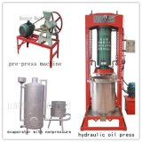 Fábrica Direct Sale New Todo Automatic Hydraulic Groudnut o Soybean Oil Press