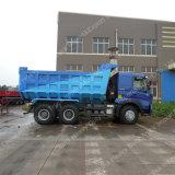 371HP 쓰레기꾼 HOWO A7 자갈 쓰레기꾼 6X4 덤프 트럭 팁 주는 사람
