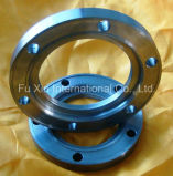 Grooved Carbon Steel Flange	 with Mill Test Certificate