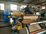 Macchina calda della laminazione del rivestimento dell'espulsione della fusione della tessile