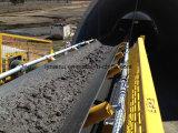 무기물 운반을%s 구부려진 벨트 콘베이어
