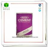 Bolsa de papel de alta resistencia de Kraft para el cemento