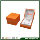 Горячим подгонянная сбыванием деревянная коробка вахты для упаковки