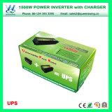 충전기 (QW-M1500UPS)를 가진 UPS 1500W DC 교류 전원 변환장치