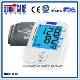 Fournissant le moniteur de pression sanguine de bras de contre-jour témoin (BP80J)