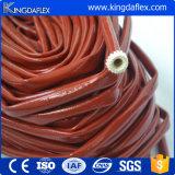 Manicotto a temperatura elevata del fuoco del tubo flessibile del silicone e della vetroresina