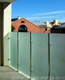 Компонент Railing нержавеющей стали с столбами Baluster для балкона
