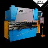 ISO9001 증명서 구부리는 기계를 가진 유압 공작 기계 (Wc67k-63t*2500)