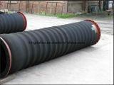 Manguito de goma de dragado industrial 15bar del diámetro grande Dn500