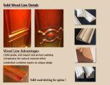 Porte en bois composite en sandwich au sandwich (JO-003)