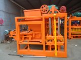 Concrete Block Making Machines Nairobi Kenya (QTJ4-26C)